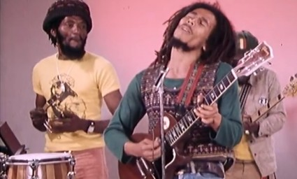 'Roots, Rock, Reggae' with Bob Marley & The Wailers, 1976
