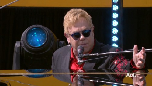 Elton John, West Hollywood, CA (02/27/16)