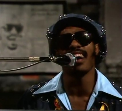 'Just enough...for the city.' (Stevie Wonder, 1974)