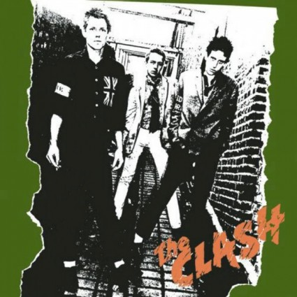 The Clash Debut Album 1977