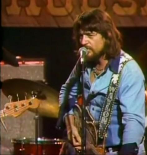 Waylon Jennings live in Texas, 1975