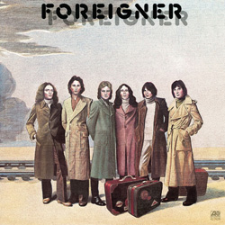 Foreigner Album 1977