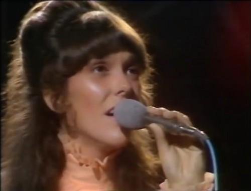 Karen Carpenter sings 'We've Only Just Begun.' (1971)