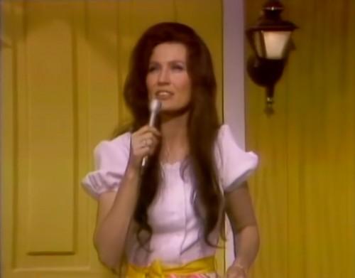 Loretta Lynn, 1972.