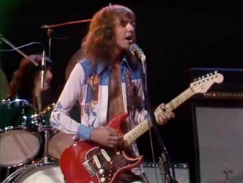 Frampton's Top Ten talk box tune. ('Show Me the Way,' 1975)