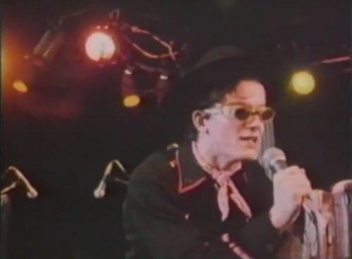 Mark Mothersbaugh and Devo. 'Come Back Jonee,' 1978