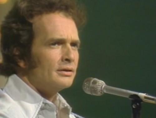 Merle Haggard in 1974.