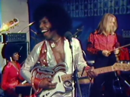 Thank you, Sly Stone ( &Family)!