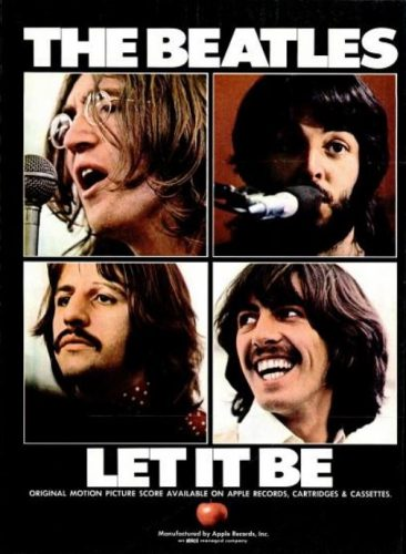 The Beatles, 'Let It Be' ('Billboard' magazine, May 23, 1970). Click to enlarge.