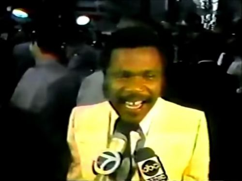 Billy Preston is 'proud' to be a part of the 'Sgt. Pepper' film. (ABC news report, 1978)