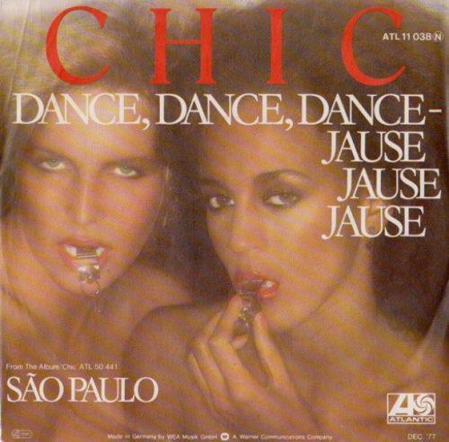 Chic, 'Dance, Dance, Dance (Yowsah, Yowsah, Yowsah),' 1977