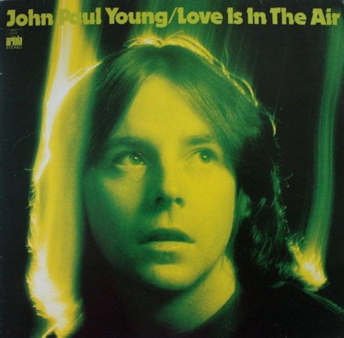 John Paul Young Love Is In The Air Record 1977