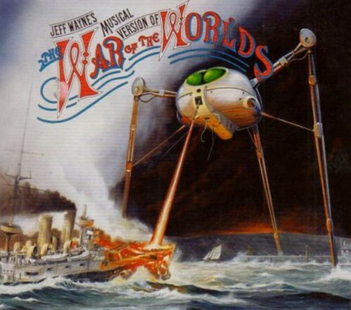 Jeff Wayne's 'War of the Worlds' – 'The Eve of the War,' 1978
