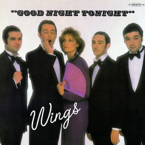 Paul McCartney & Wings Goodnight Tonight 1979