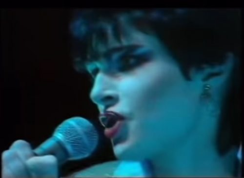 'Harmful elements in the air...' (Siouxsie and the Banshees, 1978)