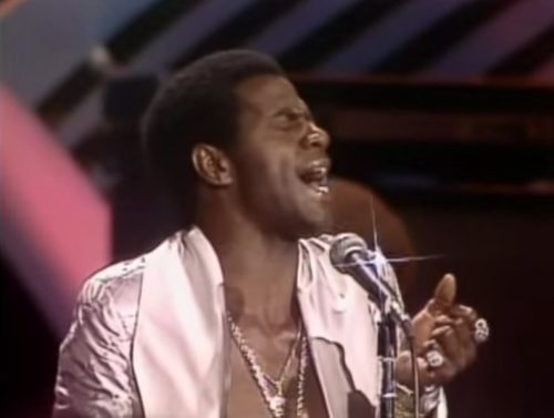Al Green, 'Tired Of Being Alone' ('The Midnight Special, 1973)