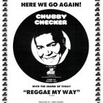 Chubby Checker, 'Reggae My Way' ('Cashbox' magazine, July 14, 1973). Click to enlarge.