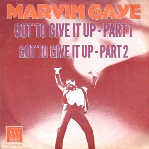 Marvin Gaye Got To Give it Up 1977