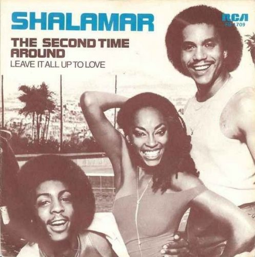 Shalamar The Second Time Around 1979