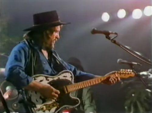 Waylon Jennings, 'I've Always Been Crazy,' 1979