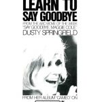 Dusty Springfield, 'Learn To Say Goodbye' ('Cashbox' magazine, June 30, 1973). Click to enlarge.