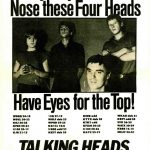 Talking Heads, 'Take Me To The River' ('R&R' magazine, Jan. 19, 1979). Click to enlarge.