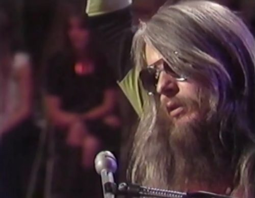'Longing in your soft and fertile delta...' Leon Russell circa 1970