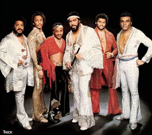 The Isley Brothers circa 1978