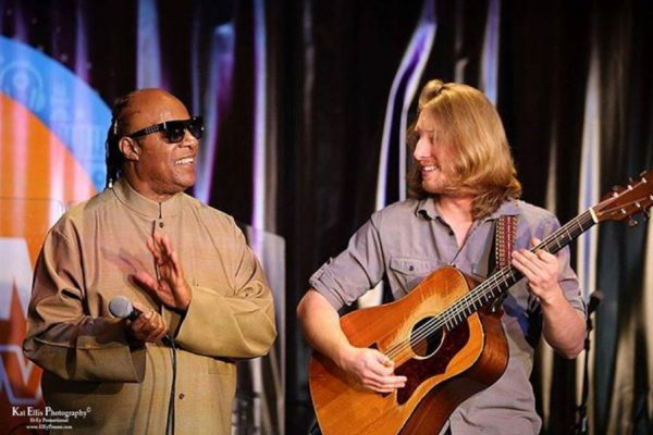 In The News: Stevie Wonder Surprises Little-Known Musician