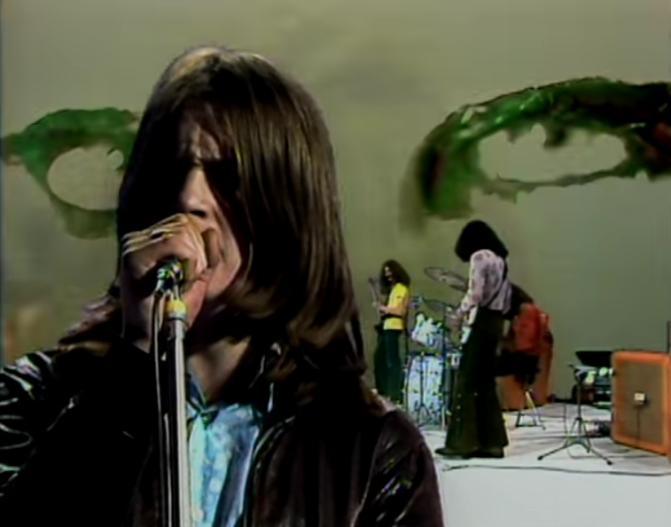 Ozzy Osbourne Black Sabbath Paranoid 1970 – Cherry Stereo