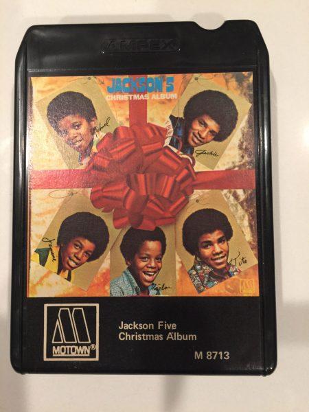 Jackson 5 Christmas.8 Trackin Jackson 5 Christmas Album 1970 Cherry Stereo