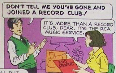 8-Trackin': Ad-stravaganza: Join The Club! – Cherry Stereo