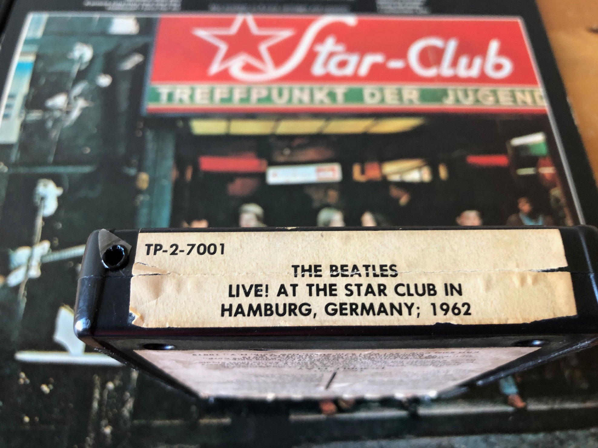 Live at the star-club in hamburg germany 1962 | The Beatles